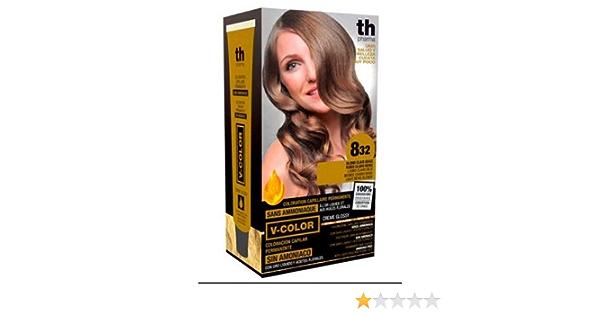 Th Pharma Th Vitalia Color Tinte Nº 832 Sin Amoniaco Con Oro ...