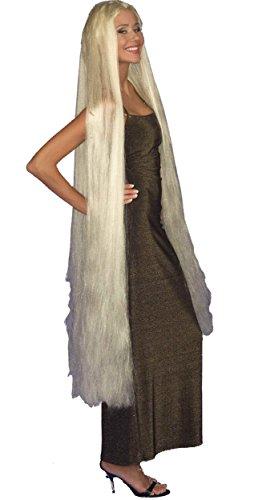 - Forum Novelties Lady Godiva Wig - Rapunzel Wig - 60