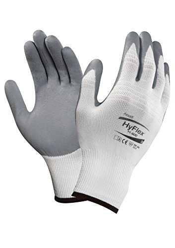 ansell-hyflex-11-800-nylon-glove-gray-foam-nitrile-coating-knit-wrist-cuff-large-size-9-pack-of-12