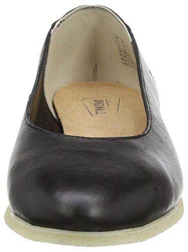 Clarks Ffion Ivy - Zapatillas de estar por casa Mujer Black Leather