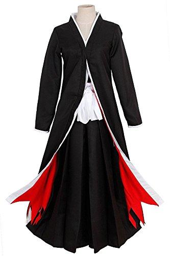 Kurosaki Ichigo Bankai Costume (LYLAS Bleach Kurosaki Ichigo Bankai Halloween Costume (M))