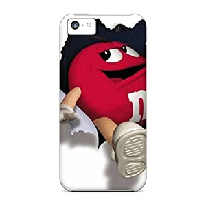 Special LLYH Skin Case Cover For Iphone 5c, Popular Mandm Phone Case
