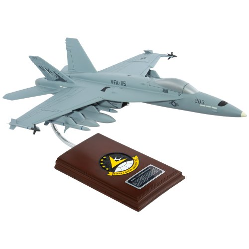 Mastercraft Collection F/A-18E Super Hornet Scale: 1/38