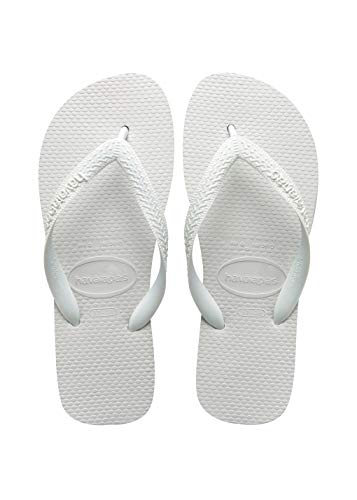 White Flip Flop Sandals - Havaianas Top Flip Flop Sandal, White, ((11-12 M US Women's / 9-10 M US Men's)