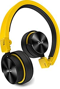 Amazon.com: AKG Y40 Sealed on-Ear Headphones Portable