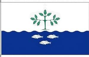 Vertical Bandera Gran Mar–150x 500cm–Bandera y
