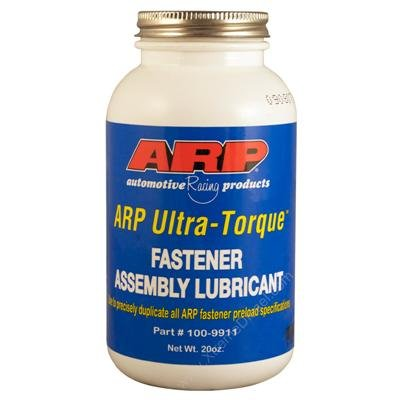 (ARP 100-9911 Ultra Torque Assembly Lubricant - 20 oz. Brush Top)