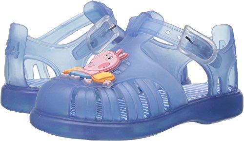 Igor Sandali Bambino Bambina Tobby George Peppa Pig S10101 Azzurro
