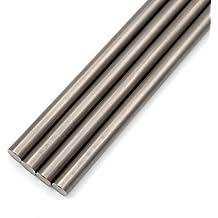 "12mm Titanium Grade 5 Round Bar ( .472"" Diameter X 10"" Length ) Ti 6al-4v Rod Stock 4pcs"
