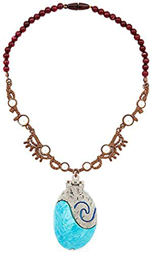 Disney Moana Singing Necklace for Kids]()