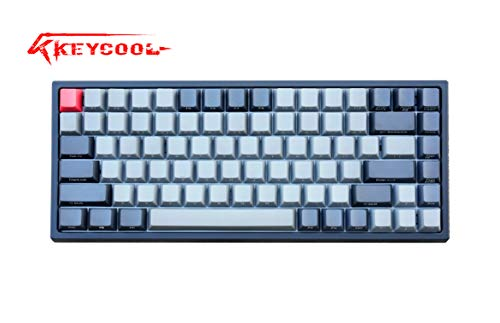 (Keycool Hero 84 2019 Edition Mechanical Keyboard Cherry MX Switches Mini Gaming 84 Keys Keyboard (Cherry MX)