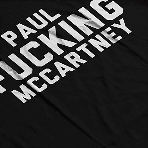 Sweat Paul Fucking Femme Noir Mccartney Coto7 shirt PxHgqwrP