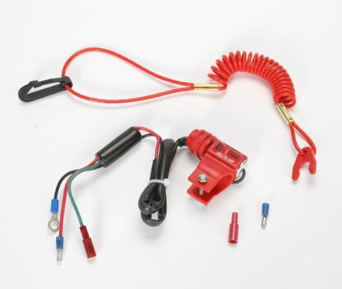 Gunner Gasser Throttles Kill Switch Normally Closed Switch for Battery-Type Ignition -