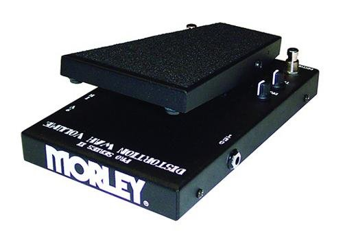 Morley PDW-II Distortion/Wah/Volume Combo Pedal (Volume Pedal Morley Wah Power)