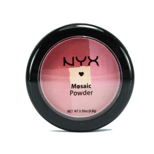 NYX Косметика Мозаика Blush Powder, Маркер, 0,20 унции