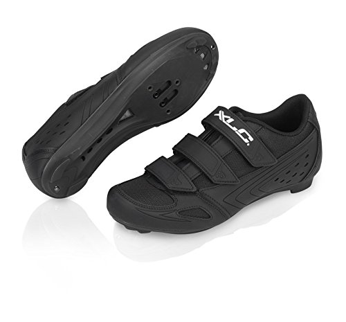 XLC Gira Nacional del SPD Mira Road zapatos blancos