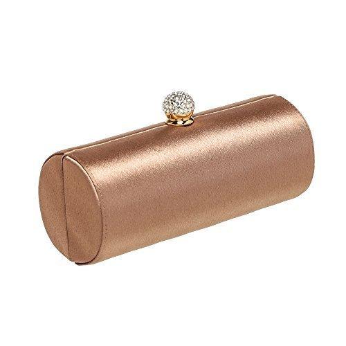 Carlo Fellini - Xiomara Evening Bag (41 8019) (bronze) -
