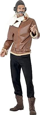 Smiffys - Disfraz de piloto de la segunda guerra mundial ...