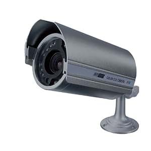 Amazon.com : Clover Electronics CC5303 CCD Indoor/Outdoor ...