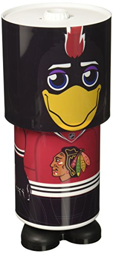 FOCO Chicago Blackhawks Mascot Desk Lamp