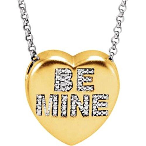0.02 Ct Heart (.02 ct tw Diamond