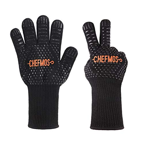 heat resistant glove small - 3