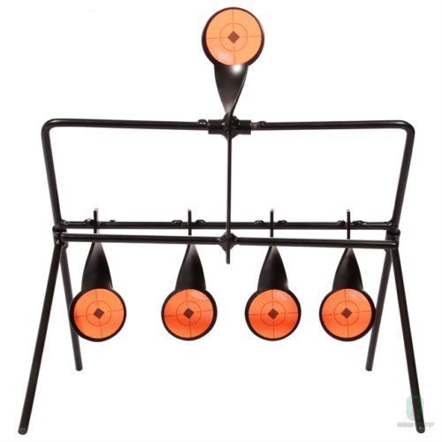 HHH Hunting® GALLERY SWINGING TARGET Spinning Auto Reset Set Air Gun Rifle Airgun Hunting