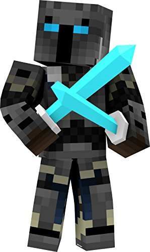 [Popular - 2' Wall Decal - Crossed Swords] (Ghast Minecraft Costume)