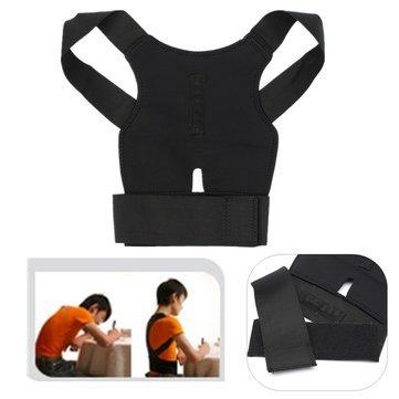 Buy Back Support Belt Lumbar Shoulder Posture Spine