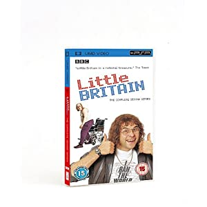 Little Britain: The Complete Second Series [UMD for PSP] movie