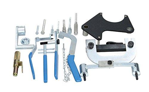 spttools bloqueo de cinturón de cadena del árbol de levas alineación juego de herramientas para encendido de motor Renault Opel Volvo: Amazon.es: Coche y ...