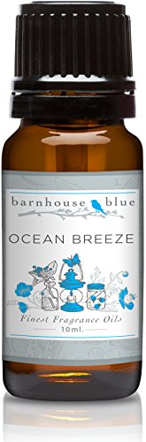 Ocean Breeze Spa (Barnhouse - Ocean Breeze - Premium Grade Fragrance Oil (10ml))