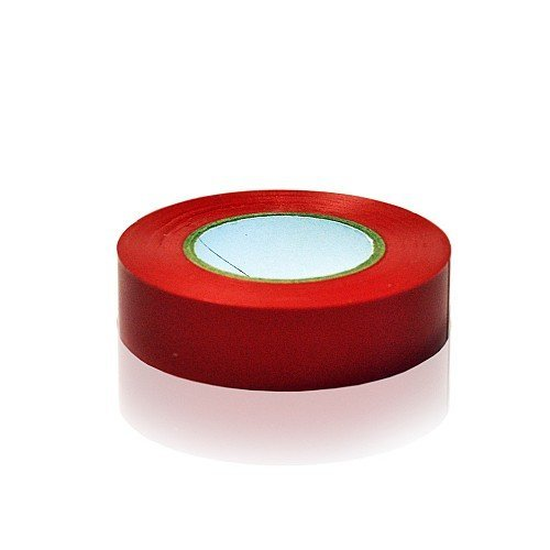 1 Roll 19mm x 20m Red PVC Sports Tape Football Hockey Rugby