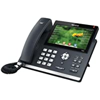 Yealink SIP-T48G Gbit VoIP Phone Ultra-Elegant Touchscreen