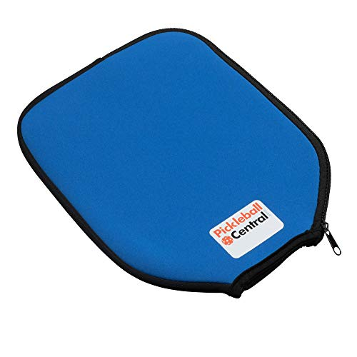 PickleballCentral Neoprene Pickleball Paddle Cover (Blue)