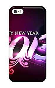 meilinF000ZippyDoritEduard EuoACRB5873HwRLU Case For iphone 5/5s With Nice Happy New Year Design Appearance(3D PC Soft Case)meilinF000