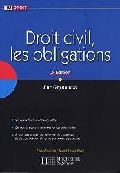 Droit civil, les obligations