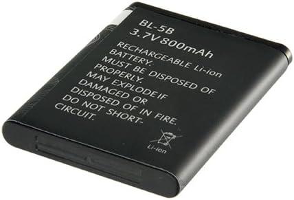 Chuango Bater/ía de Respaldo BL-5B para Central de Alarma Color Negro