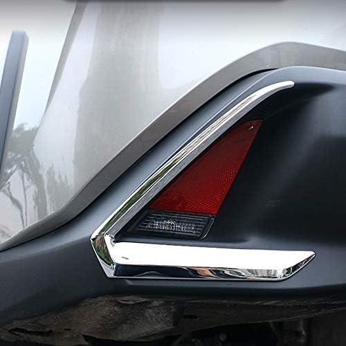 HIGH FLYING Exterieur Nebelschlussleuchte Dekor ABS Kunststoff Verchromt 2 St/ück f/ür UX 2019 2020