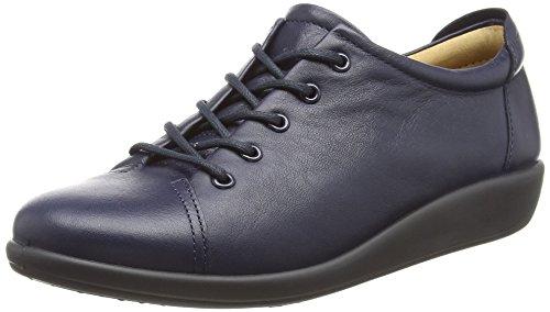 Navy Hotter Lacets Femme à Chaussures Bleu 30 Dew xwqzOZU
