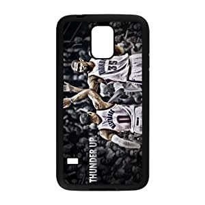 Custom Russell Westbrook Kevin Durant Samsung Galaxy S5 TPU Case Cover phone Cases Covers