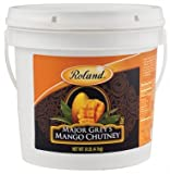 Roland: Major Grey's Mango Chutney 1 Gal (4 Pack)