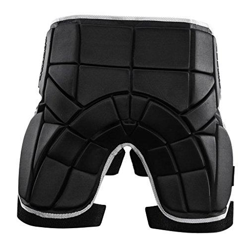 - MagiDeal Protective Padded Impact Shorts for Multisport Skiing, Skating, Skateboarding,Snowboarding, Hockey,Ice Skating, Riding,Cycling