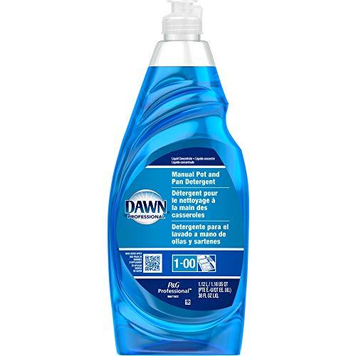 Manual Pot & Pan Dish Detergent, 38 oz Bottle