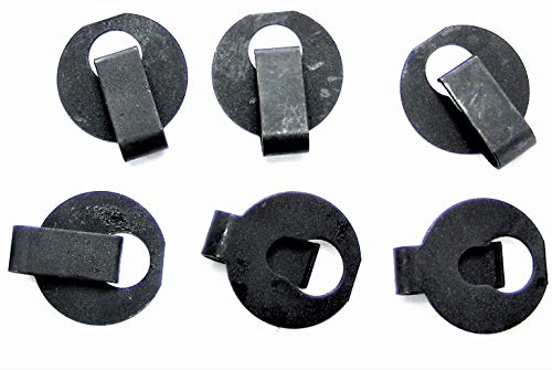 - Retro-Motive GM Throttle Cable Clips- Fits 1/4