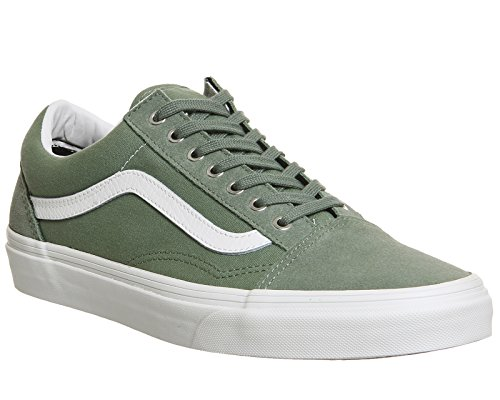 Vans U Adulto Unisex Snake Spray Sea Zapatillas White Old Skool rrCHwq