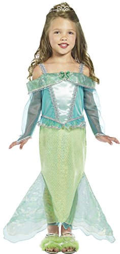 Mermaid Princess Toddler Costume - Small