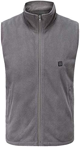 Medidas chaquetas de lana Electrotermoterapia USB recargable ...