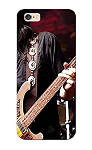 Slim Fit Tpu Protector Shock Absorbent Bumper Motorhead Heavy Metal Hard Rock Drums Concert Concerts Guitar Guitars Case For Iphone 6 Plus
