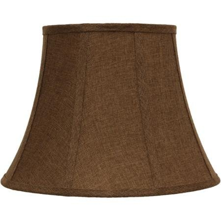 Better Homes and Gardens Brown Tweed Shade (Shades Lamp Brown)